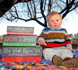 Holiday family portraits - Bucks, Montgomery & Philadelphia